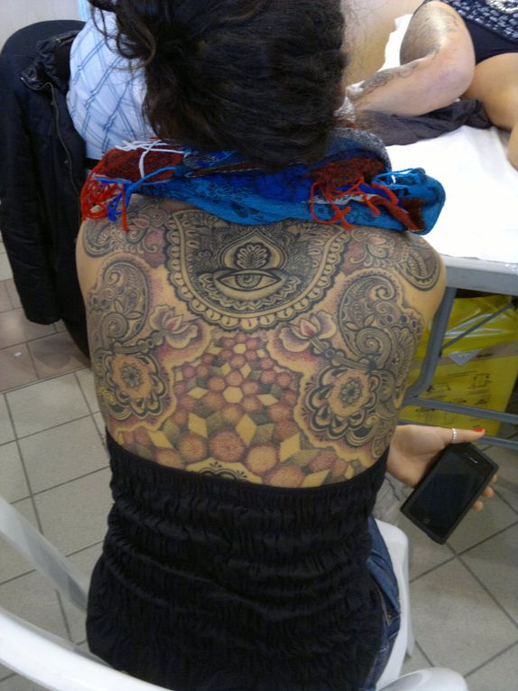 convention tattoo Toulouse-2014