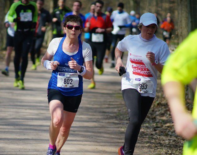 Semi-marathon de La Wantzenau et Bienwald Marathon