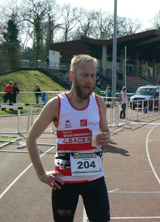 Bienwald-Marathon Kandel