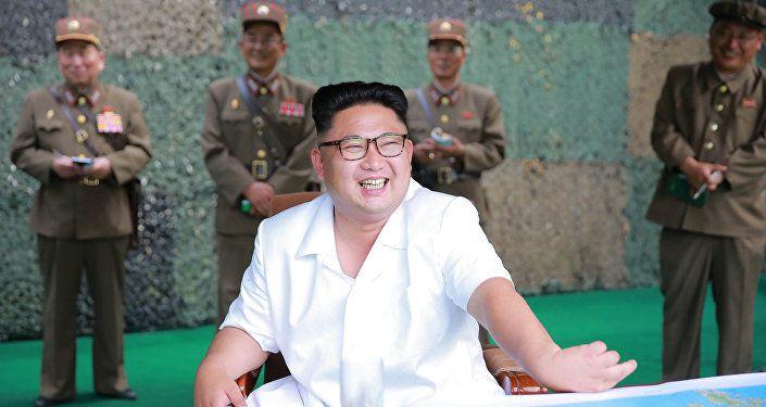 """""""EEUU condena el ensayo norcoreano del 9 de septiembre en los términos más fuertes posible como una amenaza seria a la seguridad regional y la paz y la estabilidad internacionales""""."""