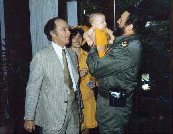 ''¿Es Justin Trudeau el hijo de Fidel Castro?''