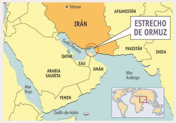 Una patrulla marítima del régimen de Teherán se acercó peligrosamente y a alta velocidad a buques de la Armada norteamericana en el Estrecho de Ormuz. Aseguran que hubo más hechos de este tipo en la zona y en el golfo Pérsico, algunos de ellos no reportados oficialmente