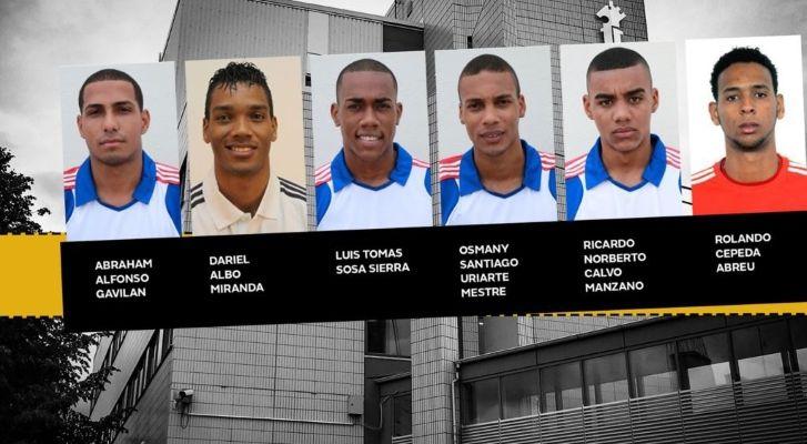 Voleibolistas cubanos condenados en Finlandia cuentan su vida en la cárcel