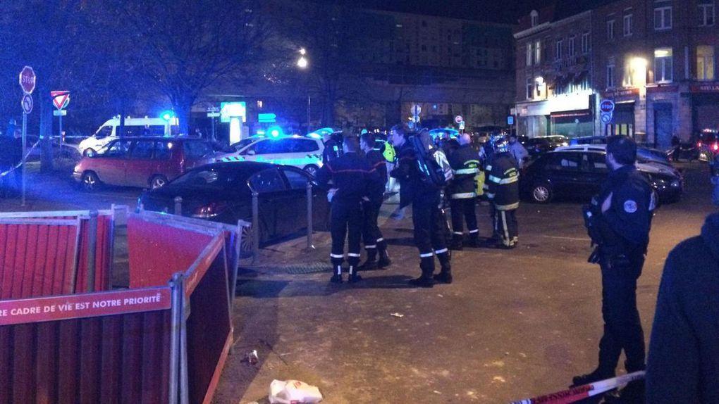 Última hora: Un hombre armado abre fuego y deja al menos 3 heridos en Francia