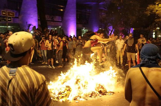 La Constitución paraguaya prohíbe la reelección presidencial.