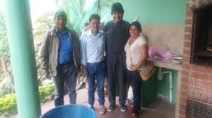 El presidente de Bolivia se mostró por primera vez desde su retorno al país luego de haber sido intervenido quirúrgicamente en Cuba. Este miércoles volvió a su actividad en el palacio de Gobierno