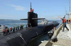 Más de la mitad del arsenal nuclear estadounidense es cargado por 14 submarinos de una misma clase, y uno de ellos ya se encuentra en la península coreana.