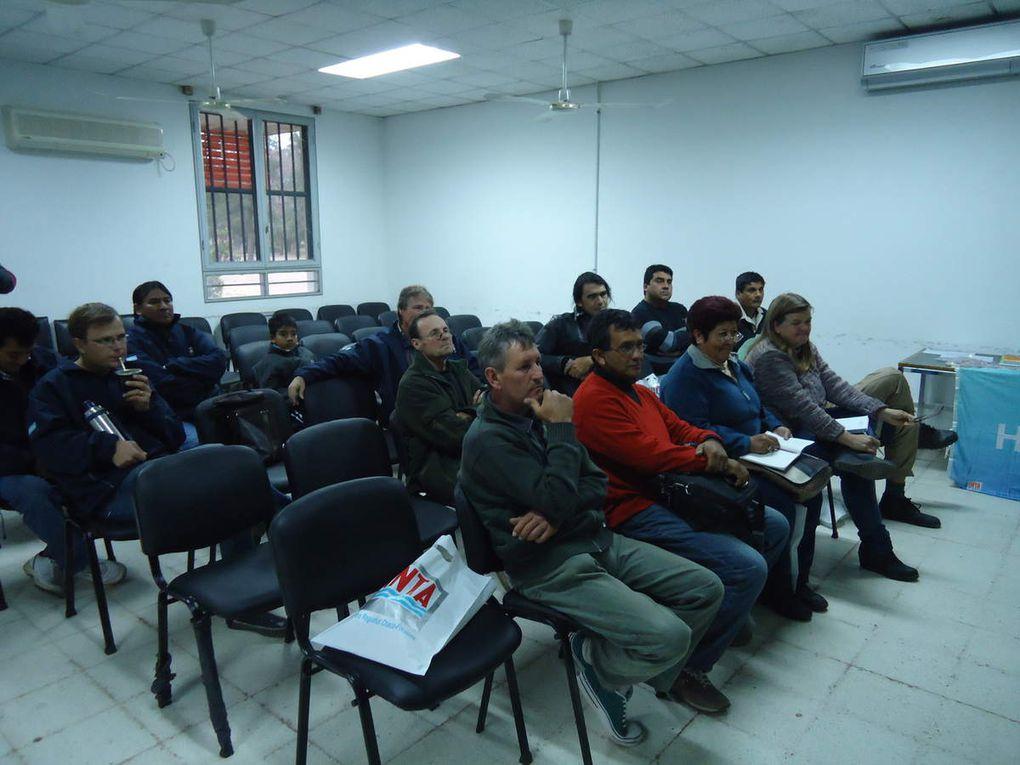 PROHUERTA INTA/MDS CONTINÚA APORTANDO A LA PRODUCCIÓN AGRO-ECOLÓGICA