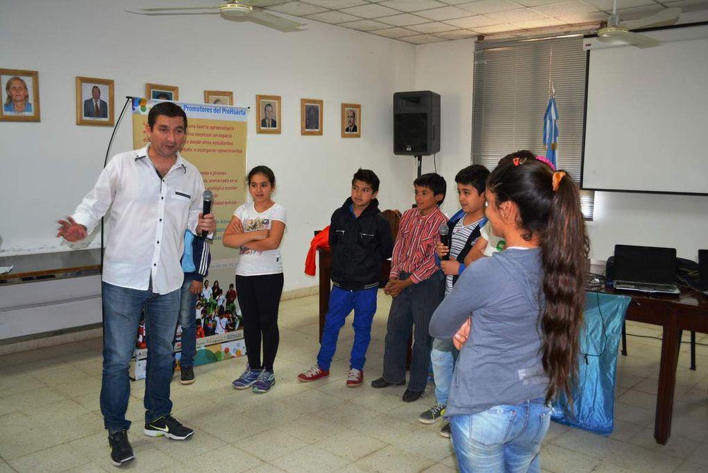 UN ENCUENTRO RICO EN RELATOS, INTERCAMBIOS Y EXPERIENCIAS