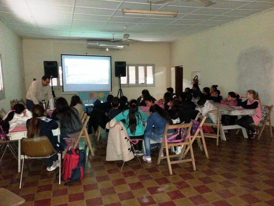 Continúa el Proyecto Jóvenes Promotores del Pro-huerta Chaco