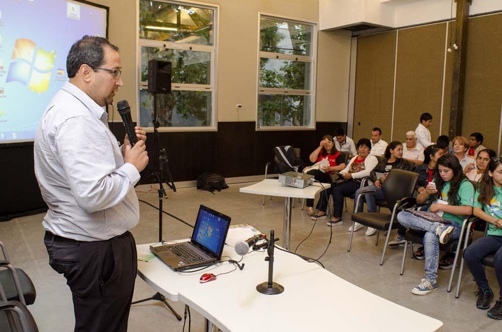 Encuentro de Experiencias Seleccionadas Concurso Vamos a Sembrar 2014