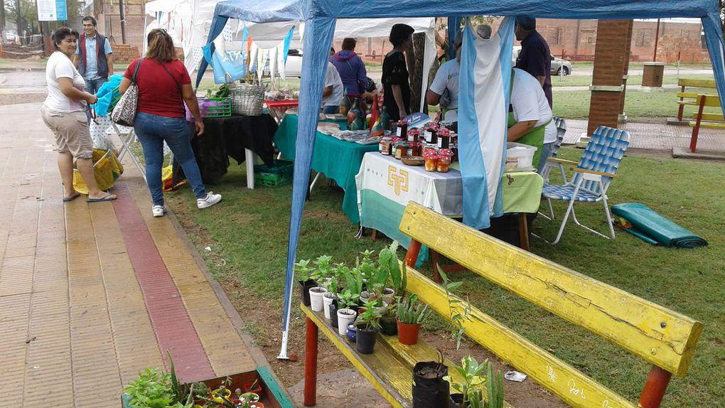 Buen comienzo para la Feria Franca de General Pinedo