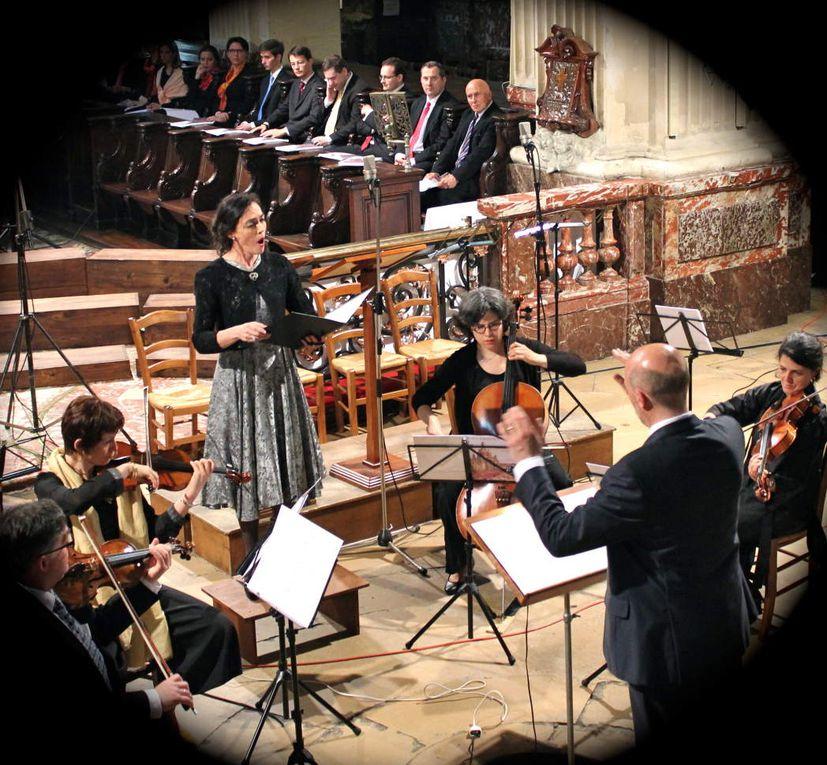 Concerts musique sacrée - juin 2016