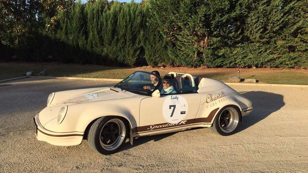 la lorgnette: mon 1er rallye automobile