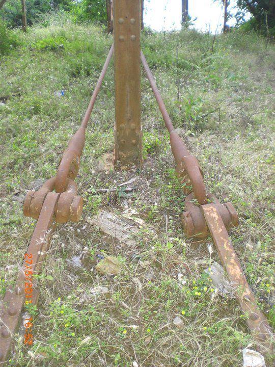 le cite minié de timezrit qui est a l'abondan depuid sa fermeture dans les années 1978 / 1980
