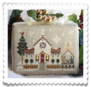 Más novedades de Little House Needleworks