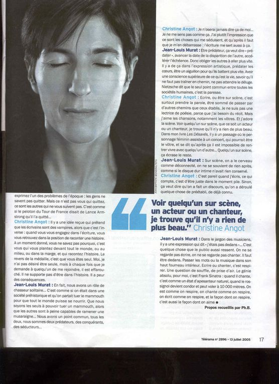 Philippe Barbot (suite): ses articles