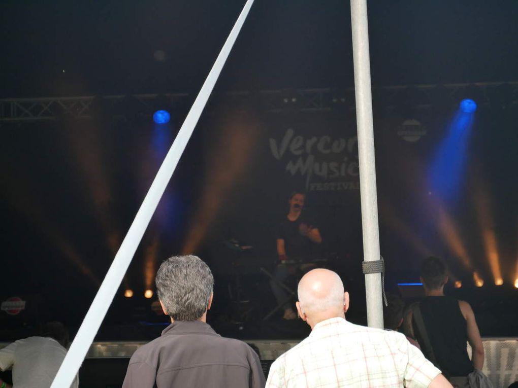 Vercors Music Festival: Camille en route pour les sommets, et l'Atlas de Frànçois...