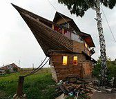 1er avril : maisons insolites &#x3B;)