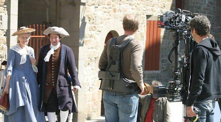 L'EPERVIER - Aurélien WIIK  (tournage au Fort la Latte -35)