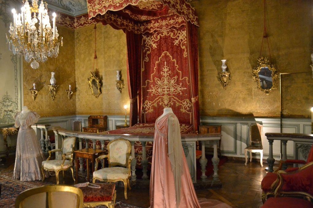 Dès 1935, le château devient une résidence officielle de la Présidence de la République. Dès 1959, des  chefs d'Etat étrangers  y séjournent, sur l'invitation du général de Gaulle.