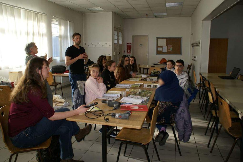 Atelier Club Jeunes SPA - 18 février 2017