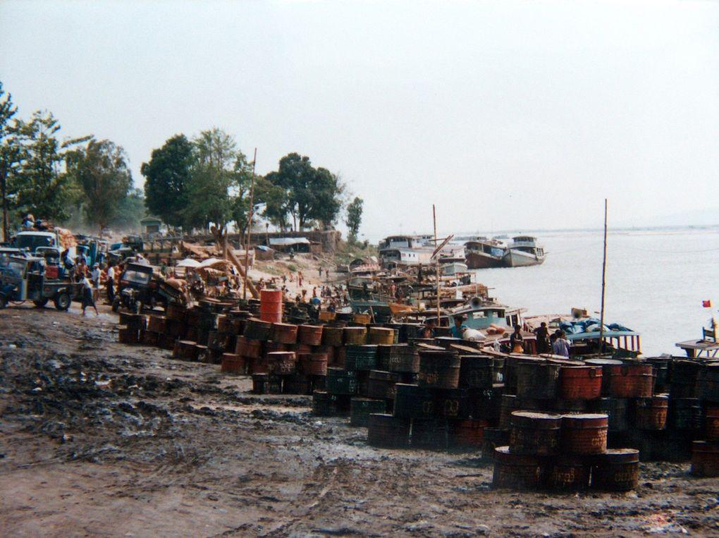 Album photos - Birmanie 1997