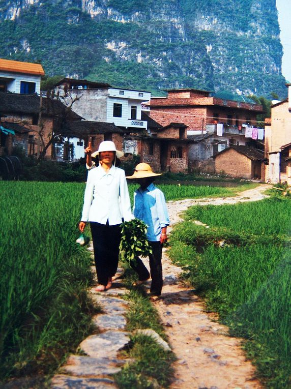 Album photos - Chine 1999