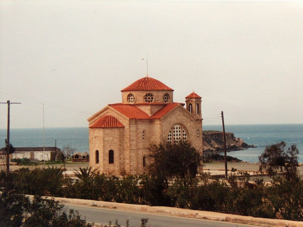 Album photos - Chypre 2004