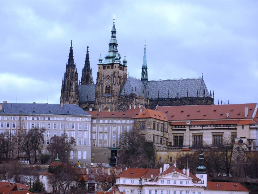 PRAGUE : Introduction au voyage