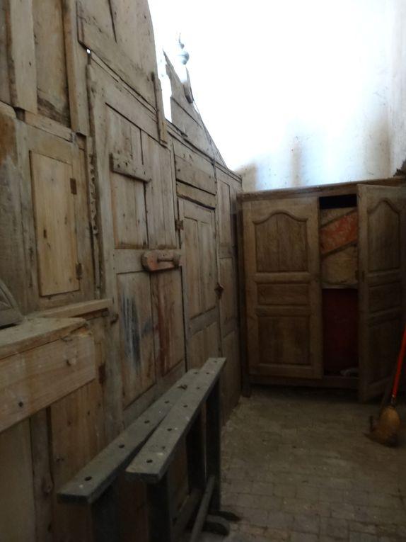La vérification de la solidité des retables des églises de l'Eure - Les Essentiels - Connaissance n58