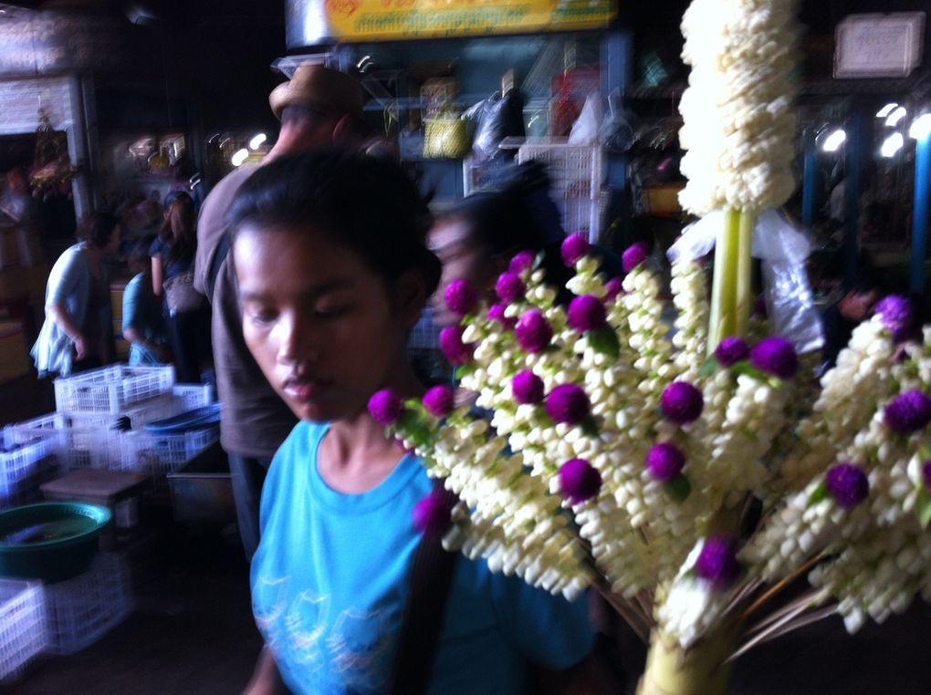 Marchés du Cambodge (2014)