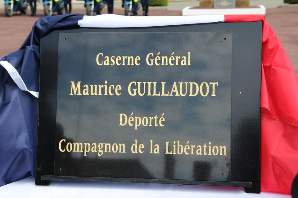 La caserne MARGUERITTE baptisée caserne GENERAL MAURICE GUILLAUDOT