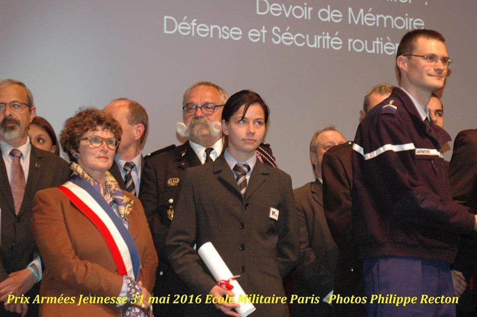 Prix Armées-Jeunesse 20I6