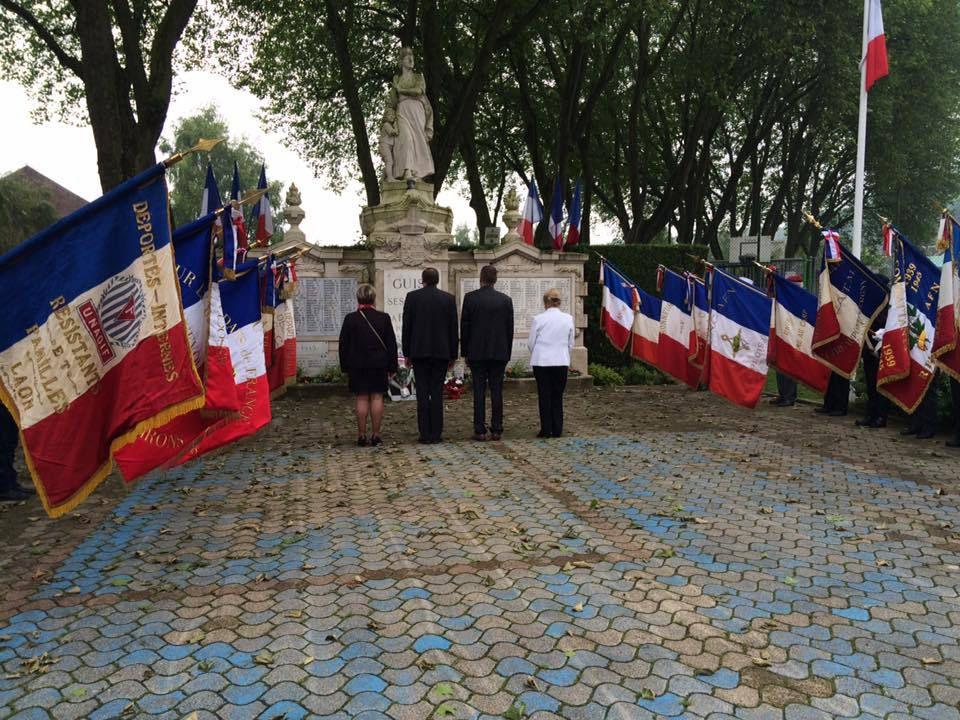 Mireille LEGRAND Présidente de l'ADIF-FNDIR de l'Aisne