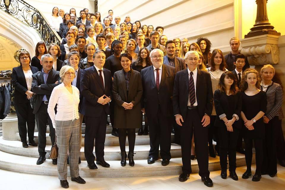 Remise des Prix nationaux du CNRD 2015-2016