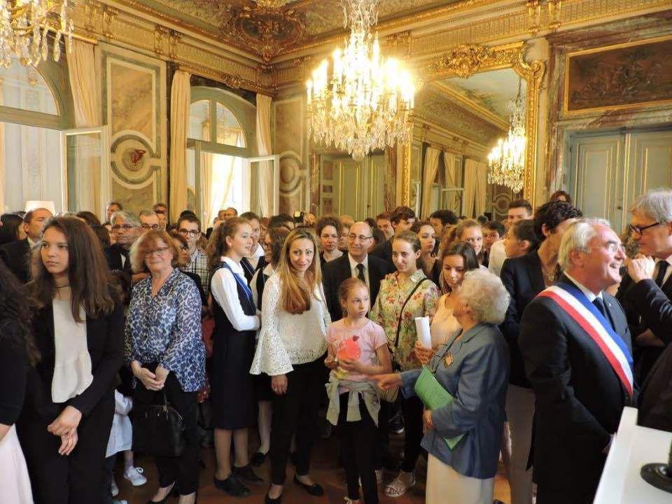 Remise des prix départementaux aux lauréats du CNRD