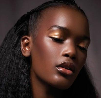 Maquillages pour beautés africaines