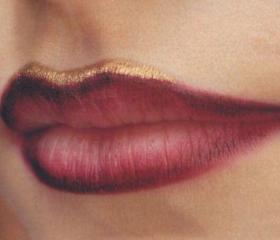 Maquillages glamour pour les lèvres