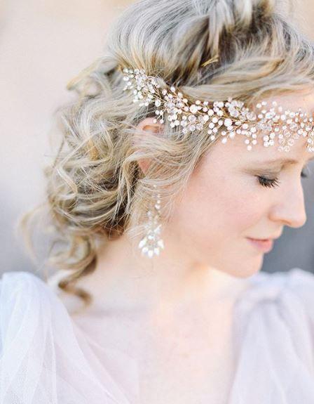 33 coiffures de sirène pour votre mariage
