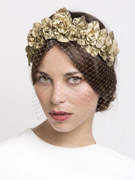 50 jolies idées pour porter le voile le jour de son mariage