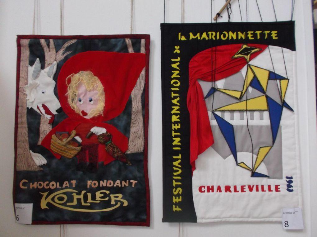 le chocolat Kolher et le Festival mondial des Marionnettes en septembre, etc......