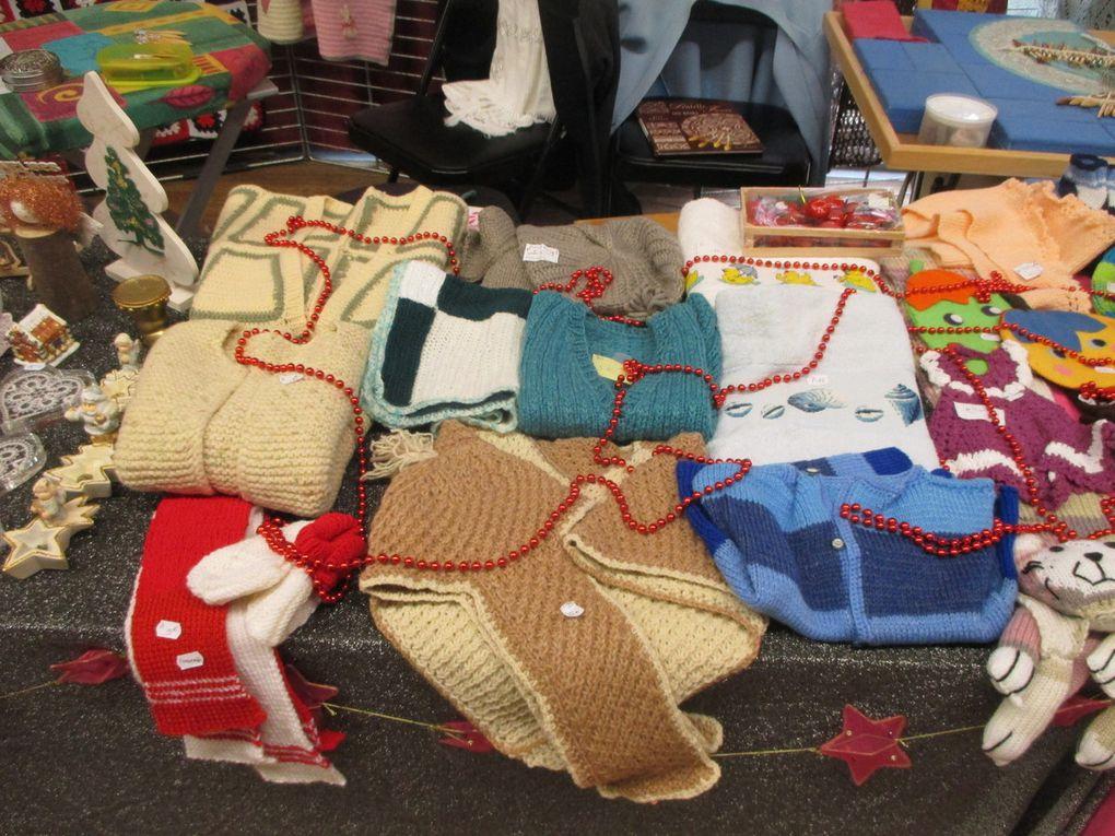 Le marché de Noël du Trévoux