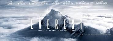 Sortie en salle du film : Everest