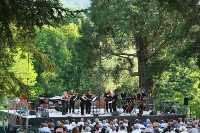 La modernité de Mozart, le festival Saoû chante Mozart à Dieulefit