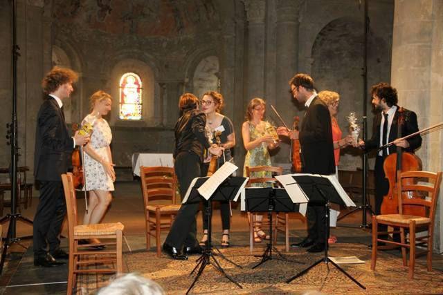 La modernité de Mozart, le festival Saoû chante Mozart à Anneyron
