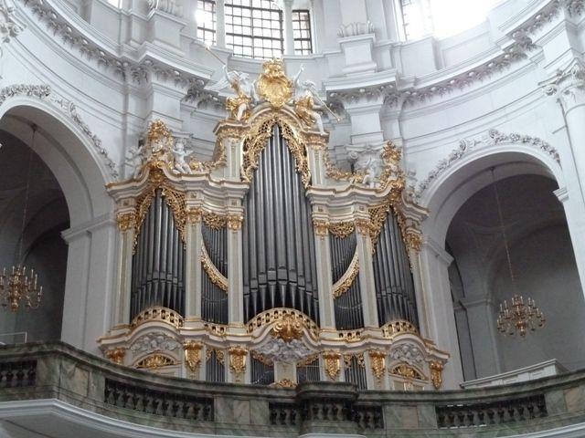 Saoû chante Mozart à Chemnitz - visite de Dresde
