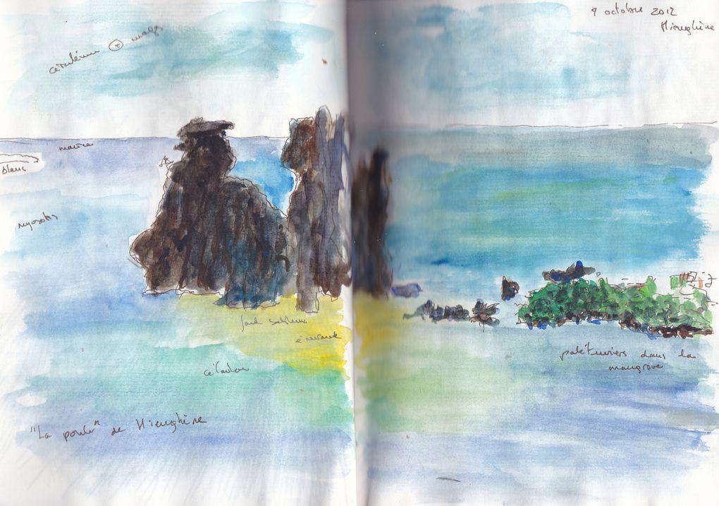 Nouvelle-Calédonie 2012