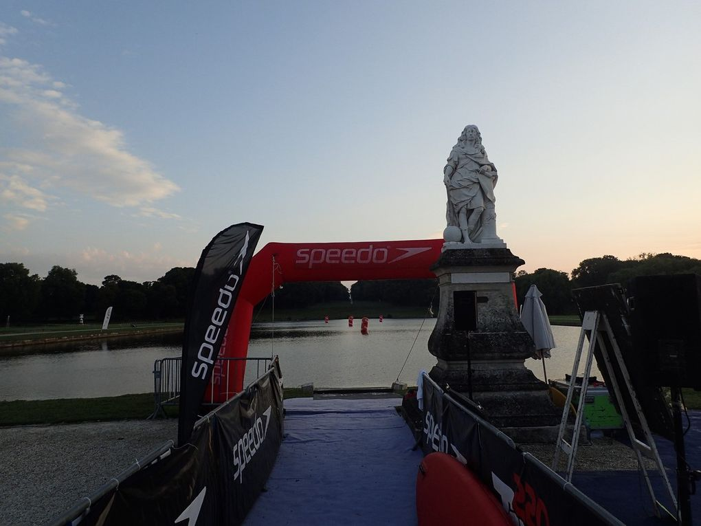 CASTLE TRIATHLON CHANTILLY 2016