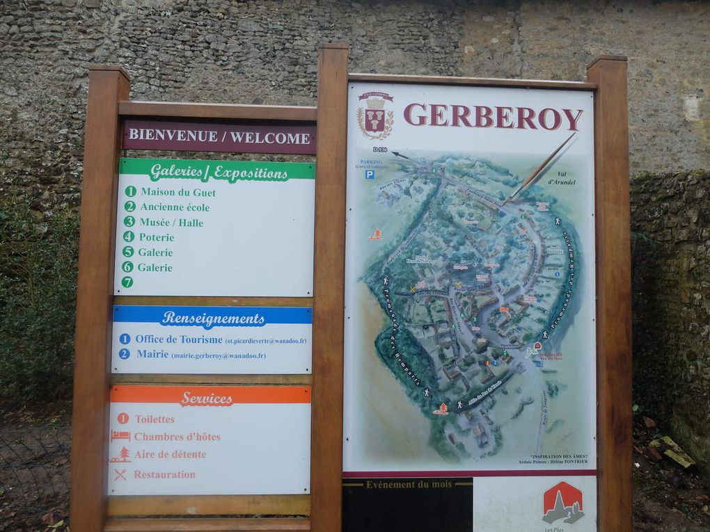 Traversée de Gerberoy